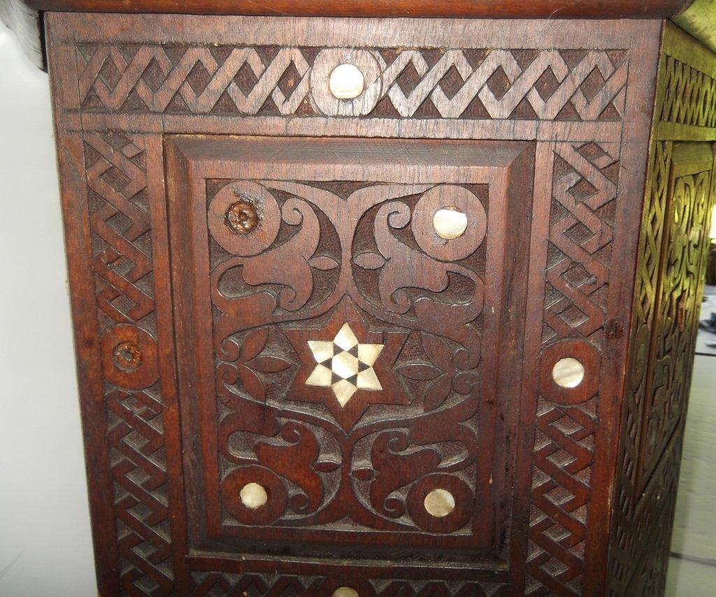 Vintage Moroccan table - 4
