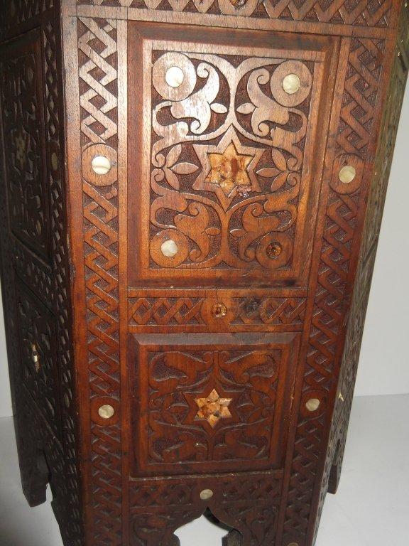 Vintage Moroccan table - 5