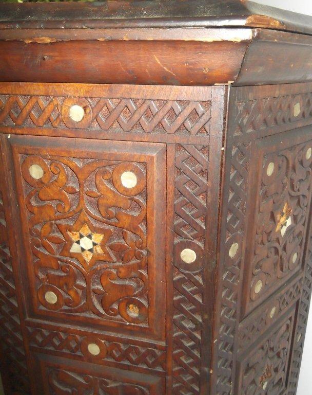 Vintage Moroccan table - 6