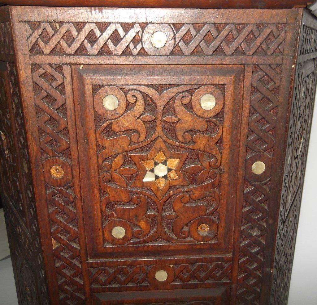 Vintage Moroccan table - 7