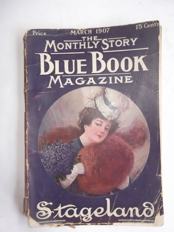 4 early 1900's magazines - 10