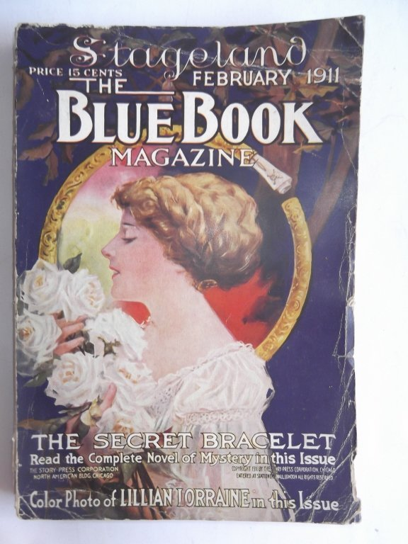 4 early 1900's magazines - 7