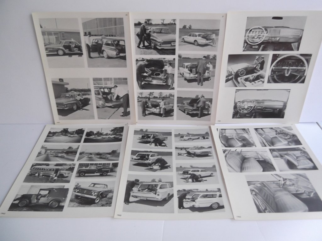 45 Dodge car & truck reference photos - 2
