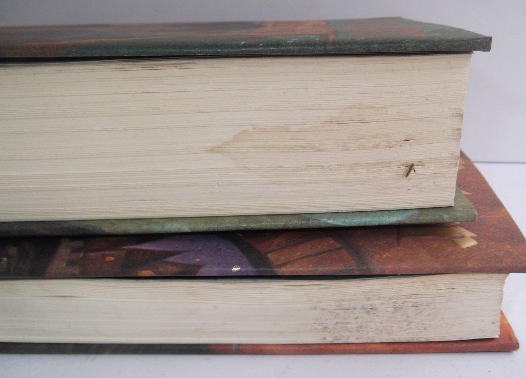 5 Harry Potter books - 2