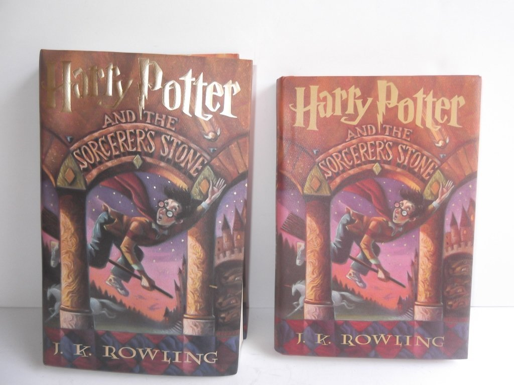 5 Harry Potter books - 6