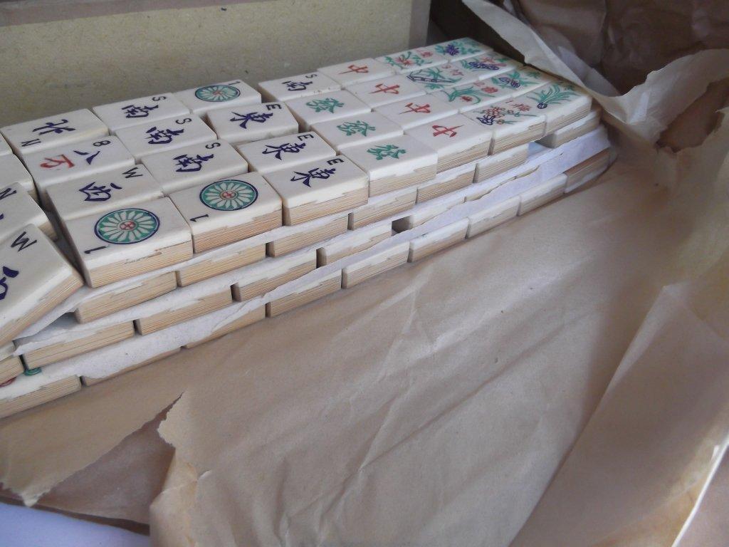 Mahjong tile set - 2