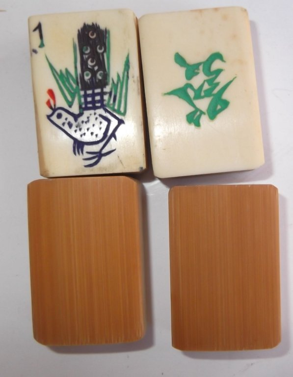 Mahjong tile set - 7