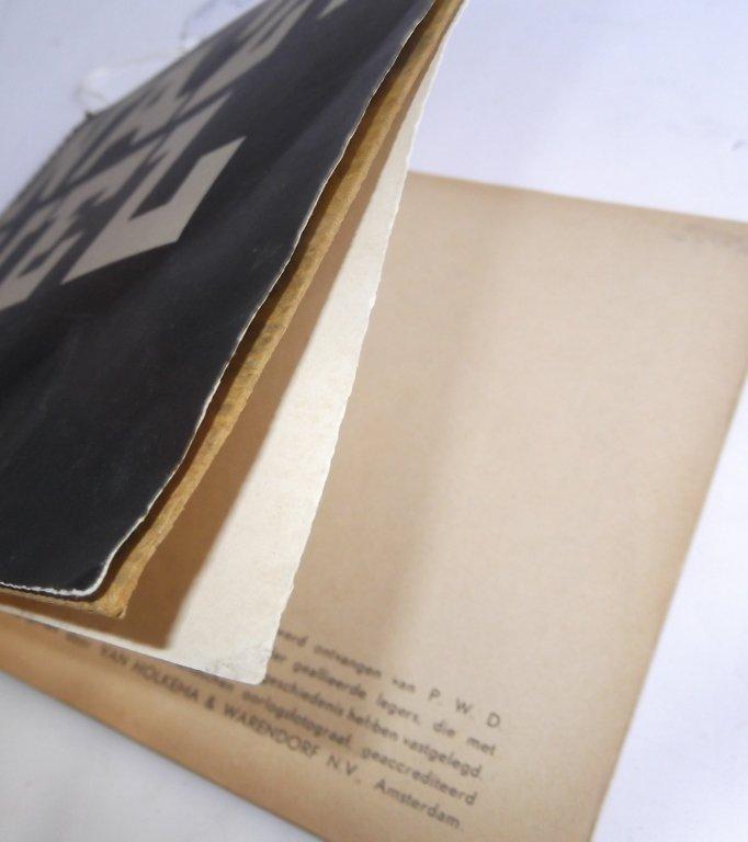 c. 1945 Nazi Hel booklet - 3