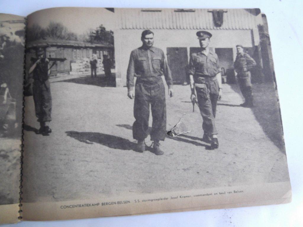 c. 1945 Nazi Hel booklet - 7