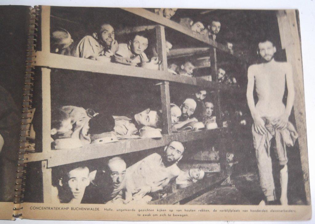 c. 1945 Nazi Hel booklet - 9