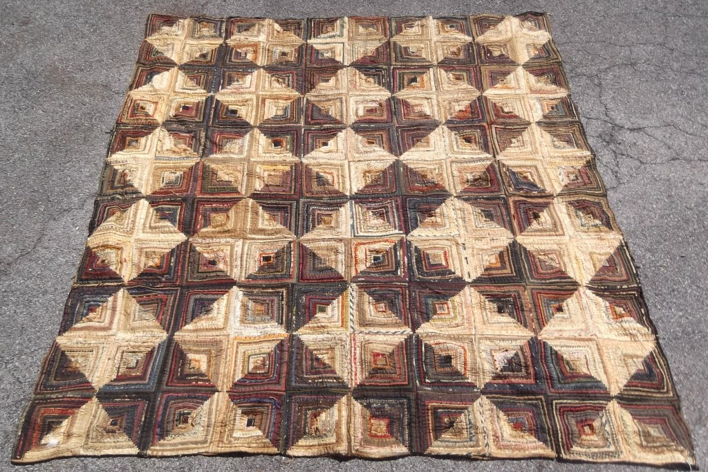 American hand made quilt cover