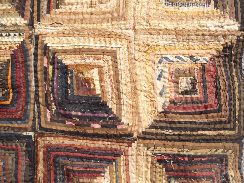 American hand made quilt cover - 3