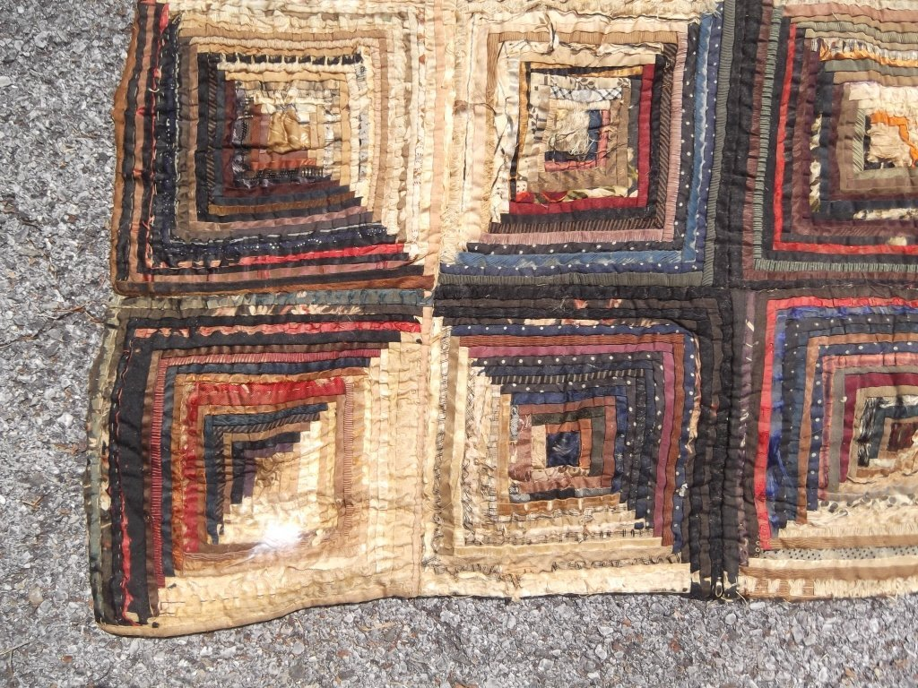 American hand made quilt cover - 8