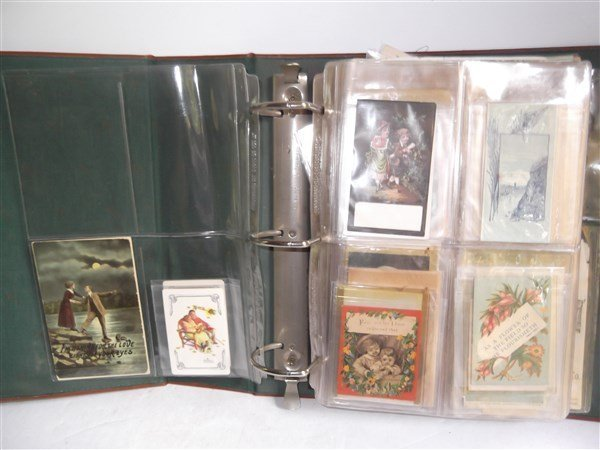 antique & vintage postcards & advertising cards - 2