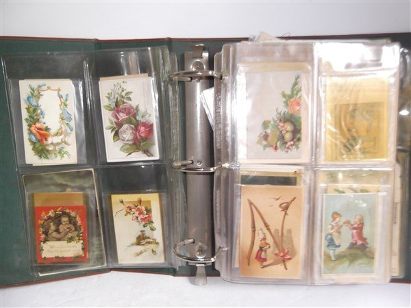 antique & vintage postcards & advertising cards - 3