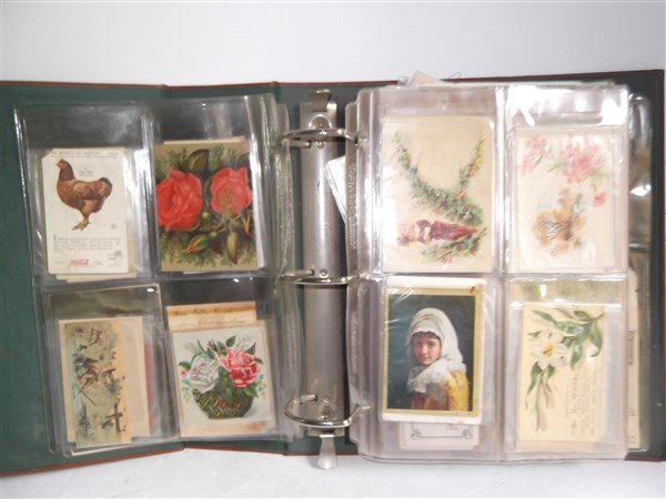 antique & vintage postcards & advertising cards - 4