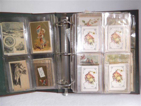 antique & vintage postcards & advertising cards - 5