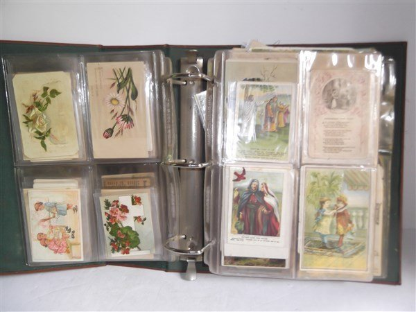 antique & vintage postcards & advertising cards - 6