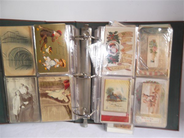 antique & vintage postcards & advertising cards - 9
