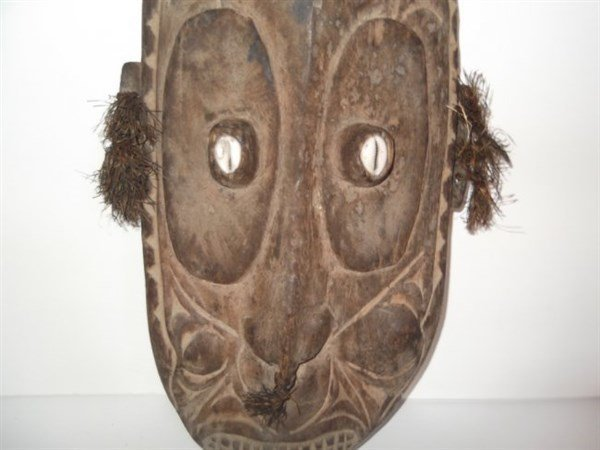 African mask - 3