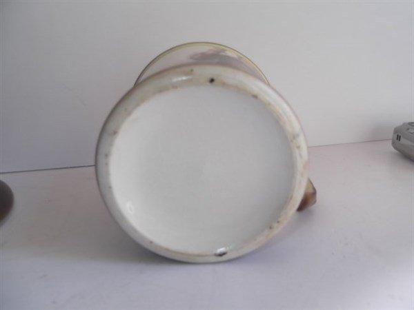 La Francaise porcelain pitcher & beer cups - 7