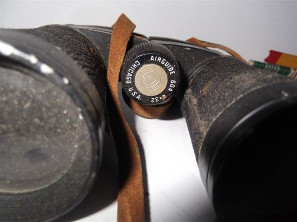 Military pins, badges, belt buckle. - 7