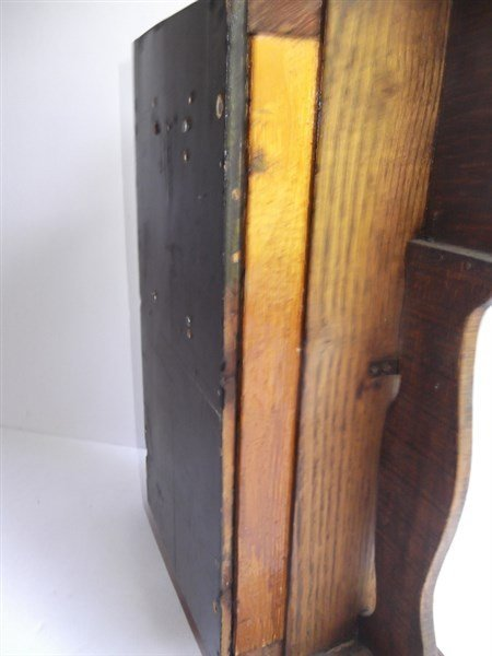Gingerbread mantle clock - 6