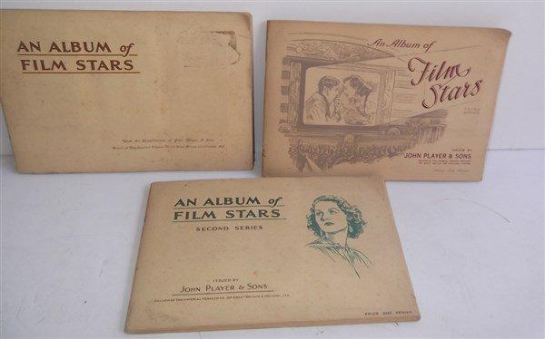 John Player & sons cigarette film star collectors - 3