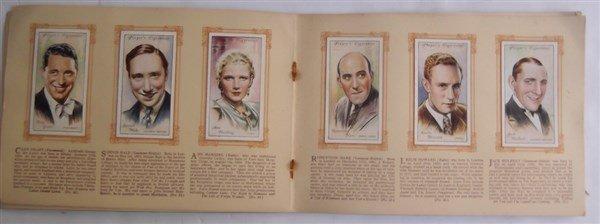 John Player & sons cigarette film star collectors - 8