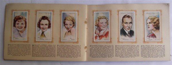John Player & sons cigarette film star collectors - 9