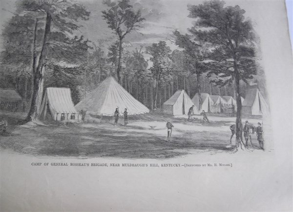 5 1860's Civil War Harper's Weekly - 5
