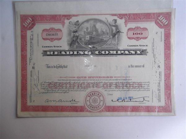 6 Railroad bonds - 5