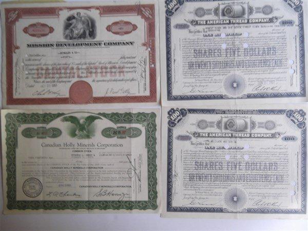 20 stock bonds - 2