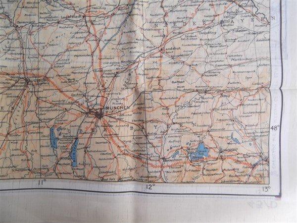 2 maps on silk - 9