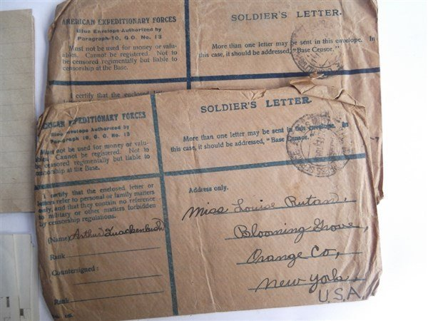 Collection of WWII  related items - 2