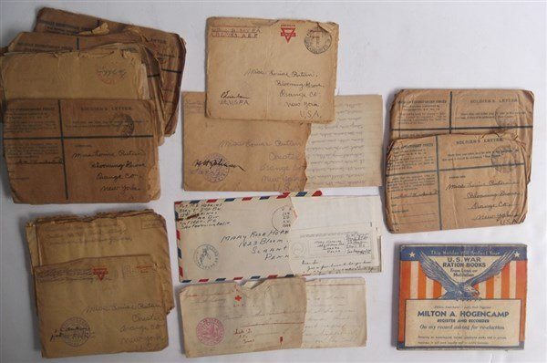 Collection of WWII  related items - 4