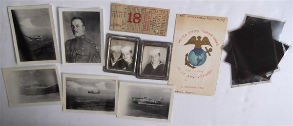 Collection of WWII  related items - 6