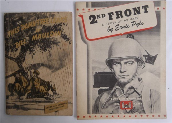 Collection of WWII  related items - 7