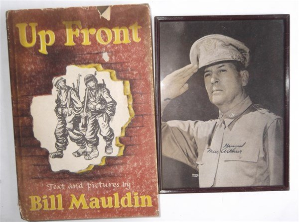 Collection of WWII  related items - 8