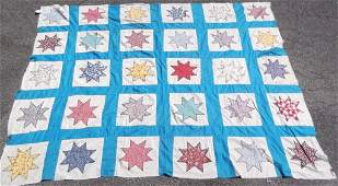 American made quilt top