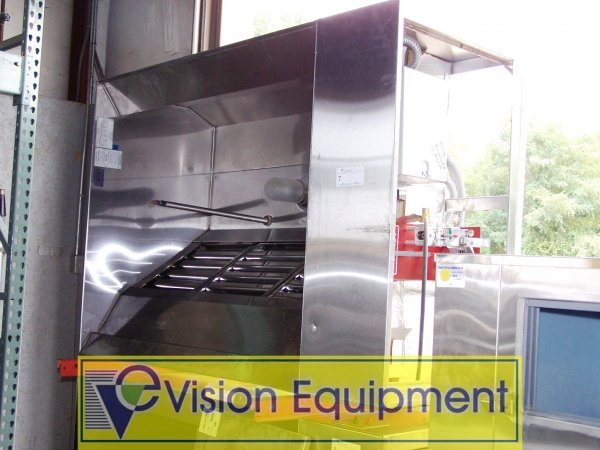 7: EXHAUST HOOD STAINLESS STEEL