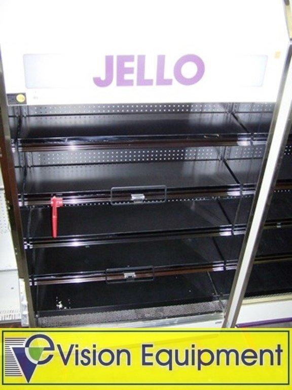 Used Commercial Barker Refrigerator/Cooler Display Case