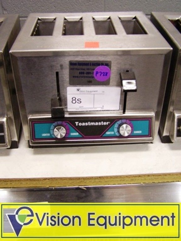 Used Commercial Toastmaster Toaster.