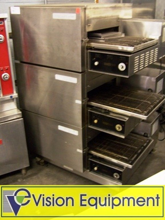 Used Commercial Lincoln 1116 Pizza Conveyor Oven