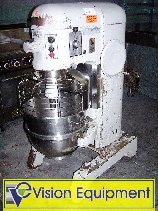 Used Commercial Hobart 60 QT Mixer