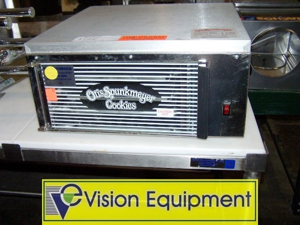 Used Commercial Otis Spunkmeyer cookie oven OS-1