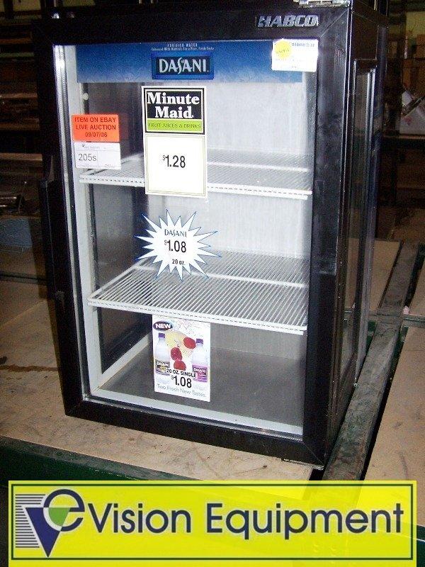 Used Commercial Habco Beverage Cooler