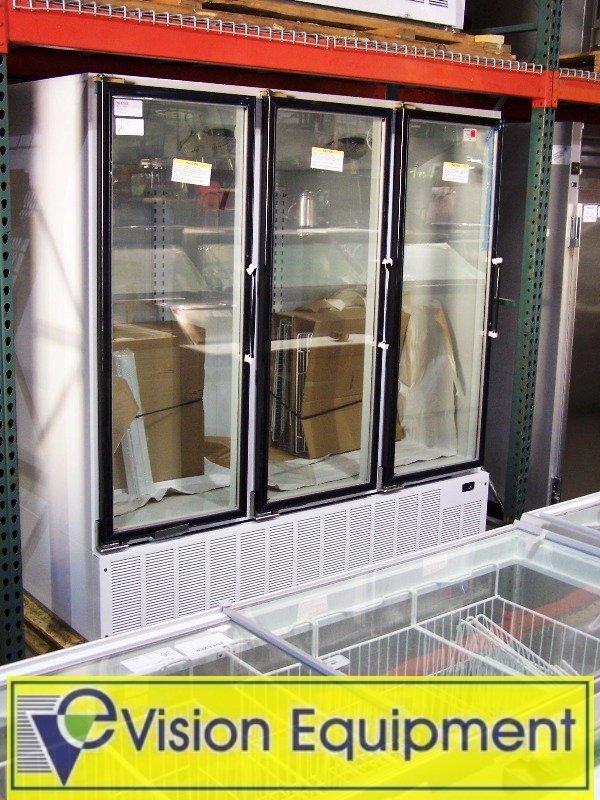 New Commercial 3 door Freezer