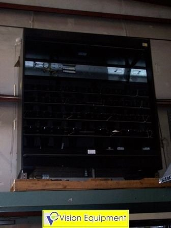 10: Used commercial floral display case