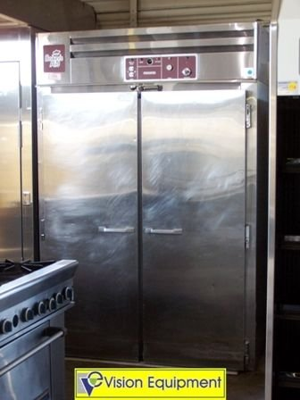 11: Used Commercial Bakers Aid Proofer
